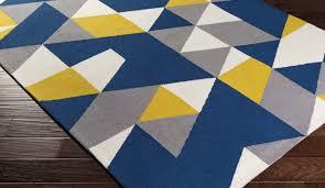 Blue Quatrefoil Rug Rugs Splendid Wool Rug Turned Yellow Charismatic Yellow Rug