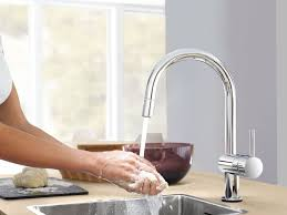 Grohe Faucets Kitchen Kitchen Grohe Kitchen Faucet And 50 Amazing Hansgrohe Kitchen