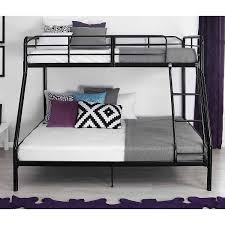 Futon Bunk Bed With Mattress Furniture Wonderful Futon Bunk With Mattress Homemade Beds