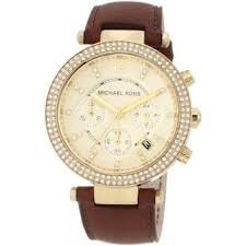 amazon black friday deals for perfume michael kor leather michael kors women u0027s watches shop the best deals for oct