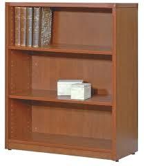 Library Bookcase Plans Bookcase 3 Shelf Bookcase Adjustable Bookshelves Library Cherry