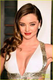 Vanity Skin On Skin Miranda Kerr Shows Some Serious Skin At Vanity Fair Oscars Party