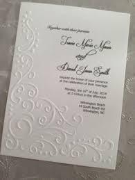 wedding invitations embossed embossed wedding invitations party invitations