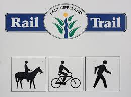 jeep trail sign rail trail wikipedia