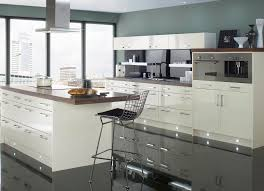 color combination for black kitchen appealing gray painted wall black bar stools gray white