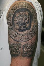 10 best azteca tattoo images on pinterest 3d tattoos aztec