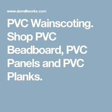 Veranda Vinyl Wainscot Pvc Wainscoting Shop Pvc Beadboard Pvc Panels And Pvc Planks