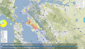 Lake Merritt Map Zerolitter Project Earthteam