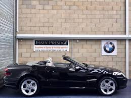 used 2006 mercedes benz sl class 5 4 sl55 amg convertible 2dr