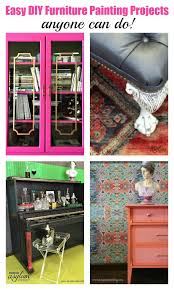furniture painting easy diy furniture painting projects design asylum blog by