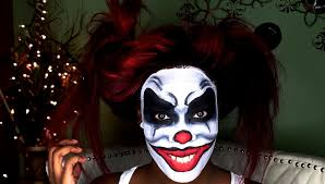 kryolan halloween makeup halloween makeup scary clown youtube