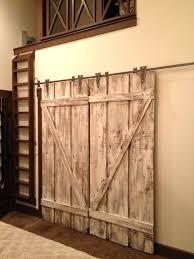 Barn Door Style Kitchen Cabinets Barn Door Ideas Interior Barn Door Pictures Gallery Doors