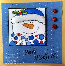 woodware snowman stamp this week at liberty craft christmas for
