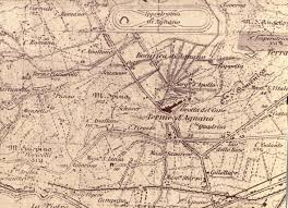 Agartha Map Napoli Underground The Mystery Of Lake Agnano