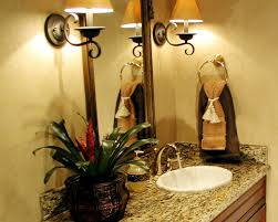 Half Bathroom Decorating Ideas Pictures Endearing 80 Brown And Cream Bathroom Decorating Ideas Design