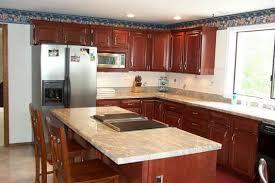 menards kitchen cabinet door knobs kitchen wood cabinets center island and barstool menards
