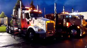 kenworth canadiense camiones de lujo en el show de wuapun wi 2011 youtube