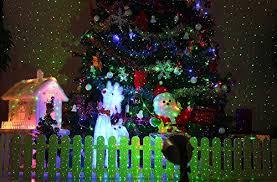 laser christmas lights amazon 1byone aluminum alloy outdoor laser christmas light projector with