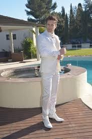 costume mariage blanc costume de mariage blanc pour homme l atelier du mâle