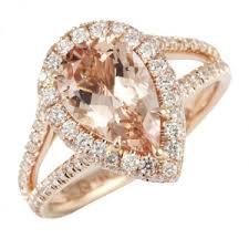what is morganite jewelry engagement rings diamonds b