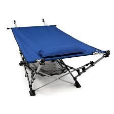 heavenly slumber hammock in seaport blue