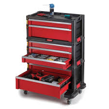 Plastic Tool Storage Containers - mechanic tool box shop 7 drawer rolling chest cabinet storage