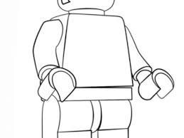 12 lego minifigure coloring pages the lego movie emmet a lego