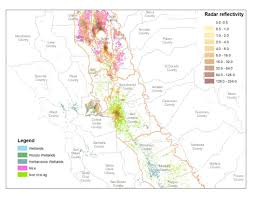Duck Migration Map Weather Radar Helps Researchers Track Bird Flu Green Blog Anr