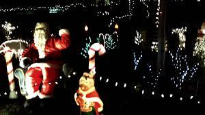 christmas light show toronto toronto christmas light display 2011 near wilson station hd youtube