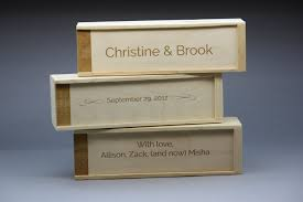 engraved box engraved wine bottle box customgiftsaustralia