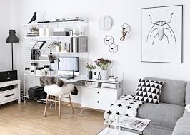 office in the living room peachy design living room office ideas brilliant decoration best 25