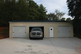 3 Door Garage by Steel Building Garage