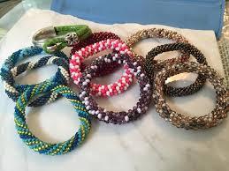 bead bracelet crochet images Bead addiction learn to bead crochet jpg
