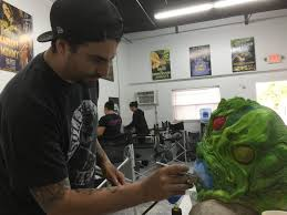 Makeup Schools Tampa Special Effects Makeup Schools Special Fx Effects Makeup Artist