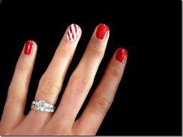 holiday nail art sweet tooth sweet life