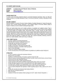 Statistician Resume Sample by Cv Dr Robert Nantchouang 05 04 16