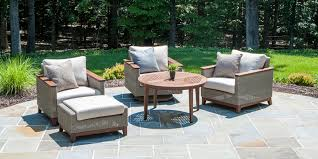 Tropitone Patio Chairs by Chestnut Hill Philadelphia Pa Outdoor Furniture Hill Company