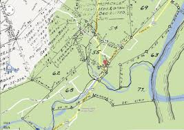 John Wayne Pioneer Trail Map Maps The History Of Middle Smithfield