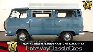 volkswagen van original interior 1972 volkswagen type 2 kombi bus gateway classic cars