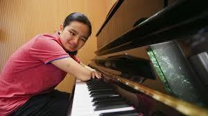 Blind Pianist Meet The Award Winning Blind Hong Kong Music Student Who Sings