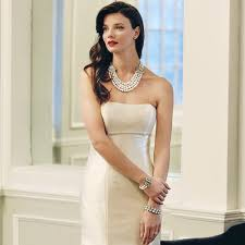 dress pearl necklace images Statement classy jewelry dress match ladies necklace elegant jpg