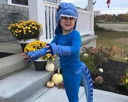 velociraptor costume velociraptor costume etsy