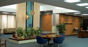 Coopers Office Furniture by Reception At Sterling Cooper Mad Men Pinterest Mid Century