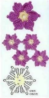 Crochet Designs Flowers Loopy Flower For February Free Crochet Pattern By Ali Crafts
