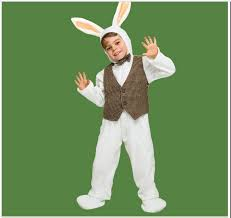 Easter Bunny Halloween Costume Compare Prices Easter Bunny Costume Children Shopping