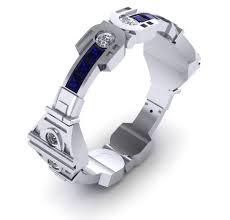 r2d2 wedding ring trek wars rings jewelry jewelry secrets