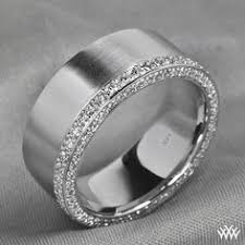 custom mens wedding bands wedding band ideas for men oxidized gold silver band happily