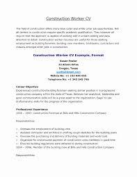 work resume template construction resume sles sle resume construction