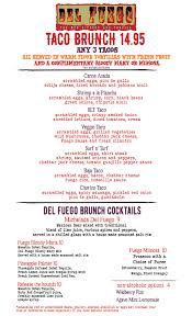 del fuego the best tex mex on long island