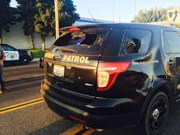 Chp Code Fresno Sideshow Crowd Attacks Chp Vehicle The Fresno Bee